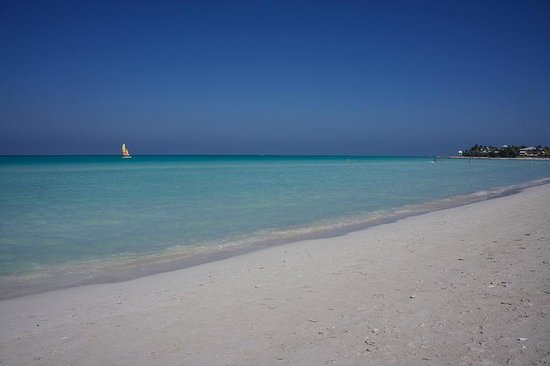 Iberostar Varadero:                   Typical view from the beach