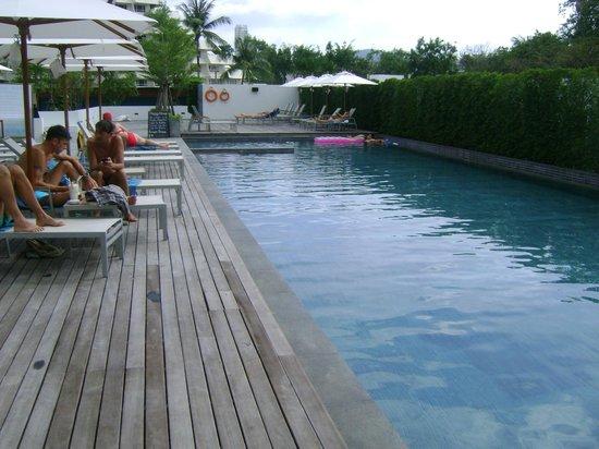 Nap Patong:                   piscina