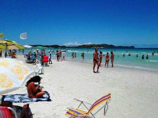 Forte Beach: Cabo Frio