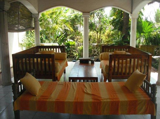 Octopus Garden House: Relaxation
