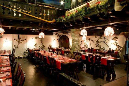 Hotel Edelweiss - Manotel Geneva: Restaurant