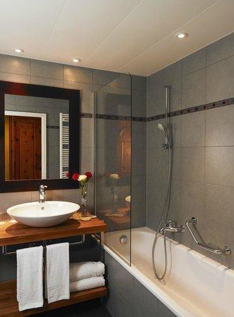 Hotel Edelweiss - Manotel Geneva: Bathroom