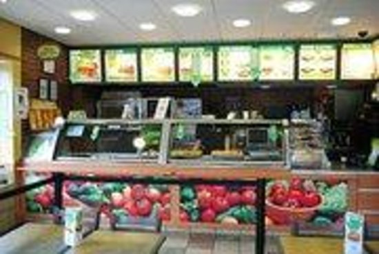 Subway Guiseley: Eat Fresh!
