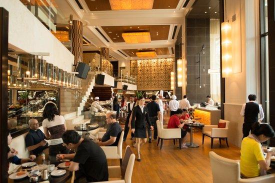 Shangri-La Hotel Bangkok: buffet