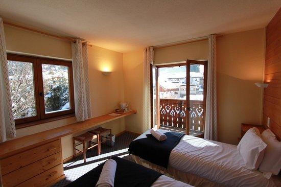Hotel Le Boomerang : Bedroom