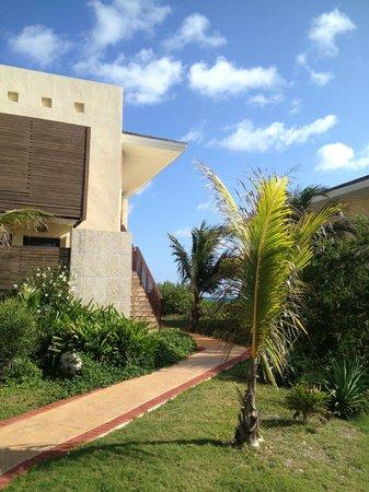 Melia Buenavista:                   notre bungalow