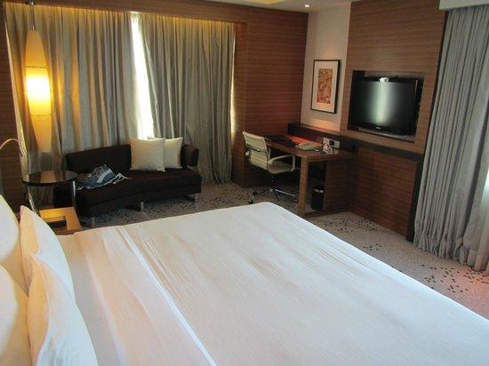 Radisson Blu Cebu: The room