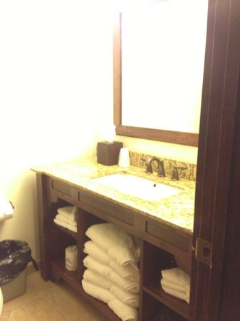 Rocking Horse Ranch Resort:                   Bathroom