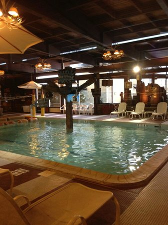 Rocking Horse Ranch Resort:                   Pool