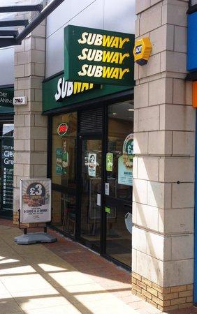 Subway Seacroft