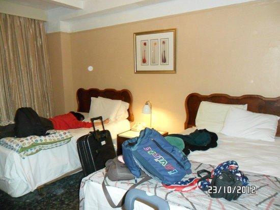 Hotel Carter:                   la nostra stanza