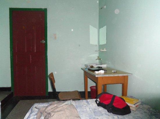 Maroc Hotel:                                     une chambre double