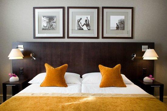 Hotel Auteuil - Manotel Geneva: Standard room