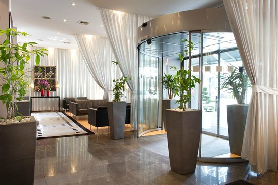 Hotel Auteuil - Manotel Geneva: Lobby