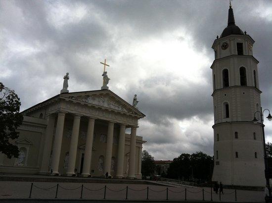 Vilnius City Hotel:                   Sito UNESCO