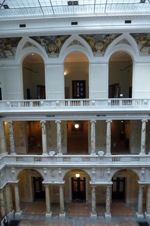 Neue Burg-See my Vienna Trip List