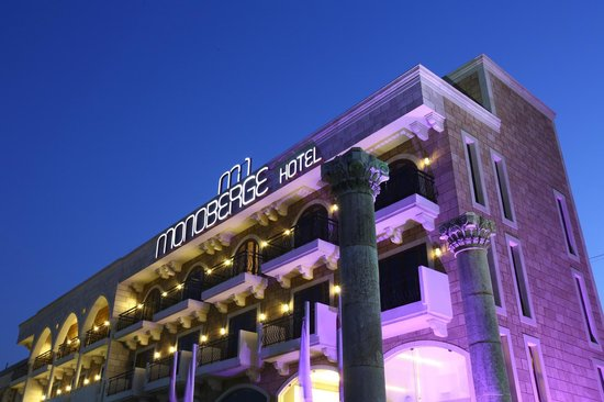 莫諾伯格比布魯斯飯店