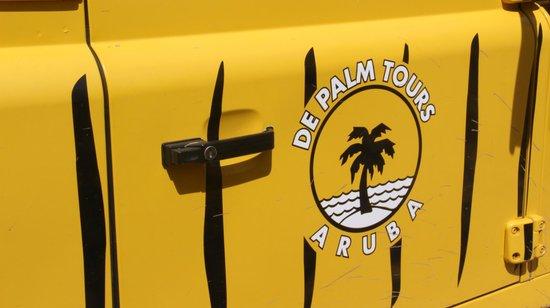De Palm Tours:                   jeep