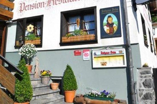 Landhotel Bierhäusle: Entrance area