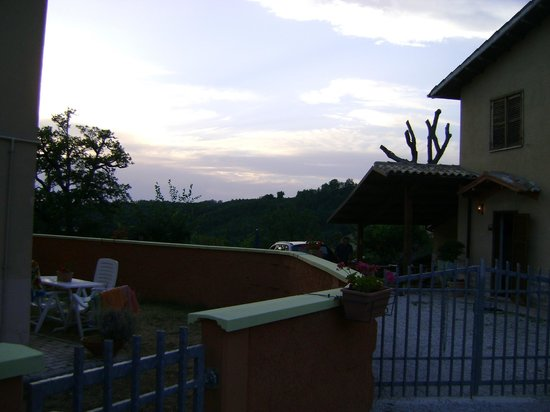 Selvicolle Country House:                   esterno