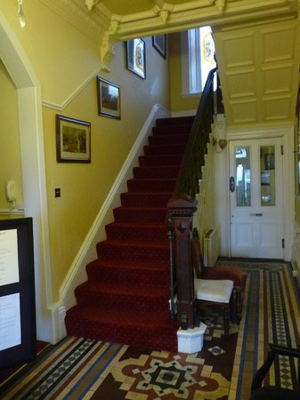 Ashmount Country House:                   Hallway
