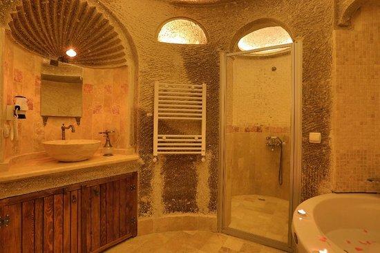 Safran Cave Hotel: l