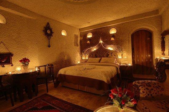Safran Cave Hotel : l