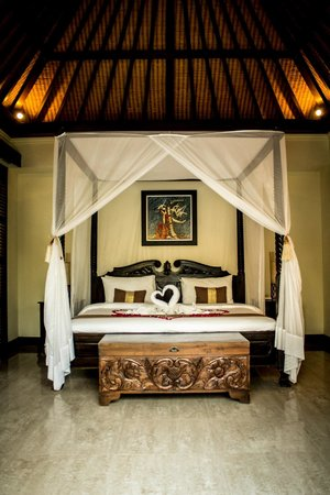 The Bli Bli Villas & Spa:                   Bedroom
