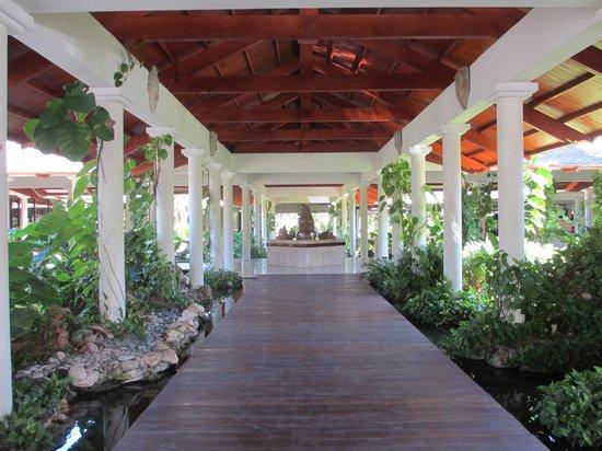 Paradisus Punta Cana Resort:                   Main Lobby