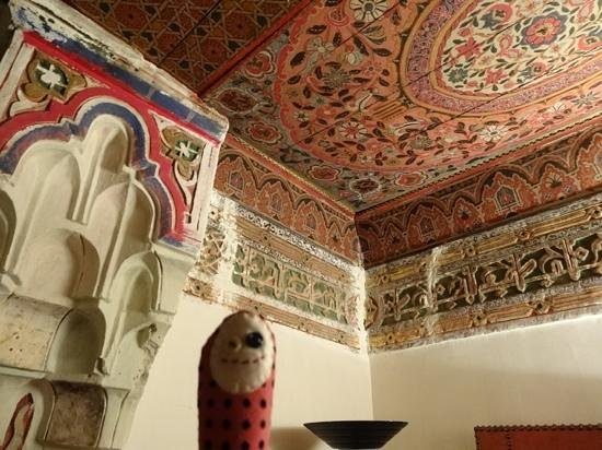 Riyad Lila Wa Leila:                   ベッドルームの天井