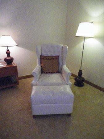 ذا رويال شولان كوالالمبور: armchair