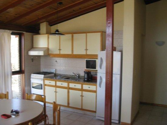 Cabanas Andinas: cocina