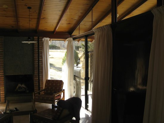 Cabanas Andinas: living