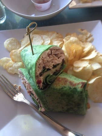 El San Juan Resort & Casino, A Hilton Hotel:                   2 sandwiches and fruit $60 at hotel.  Too much.