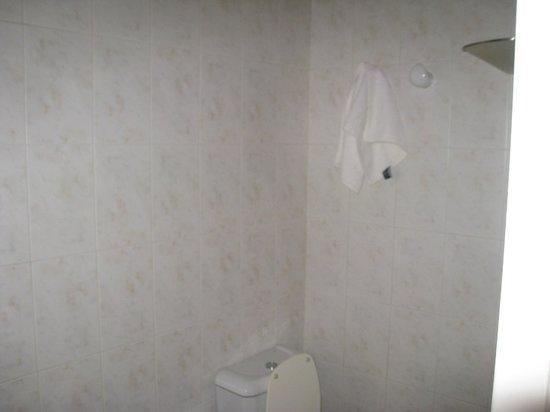 Cabanas Andinas: baño