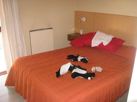 Cabanas Andinas: cama