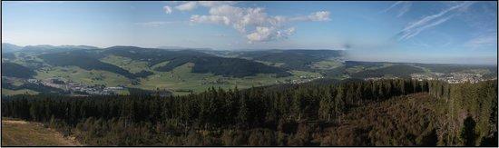 Landhotel Bierhaeusle : areal view