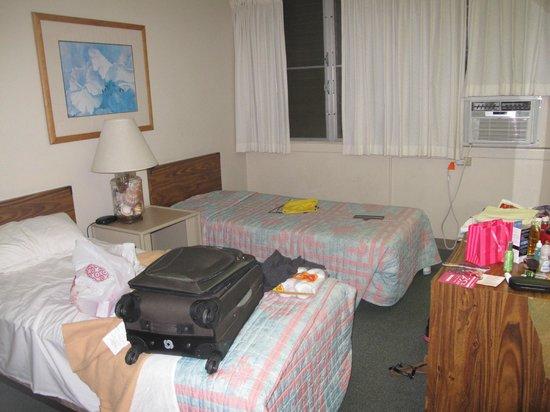 Pagoda Hotel:                   bedroom2