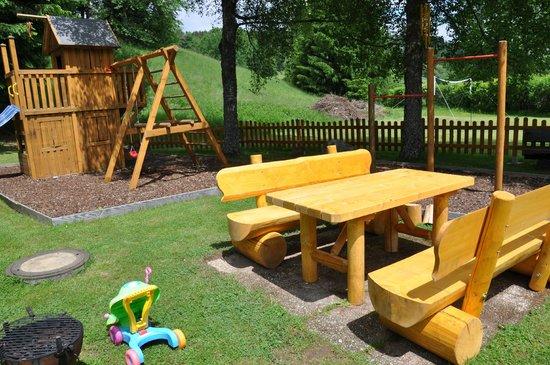 Landhotel Bierhaeusle: Playground