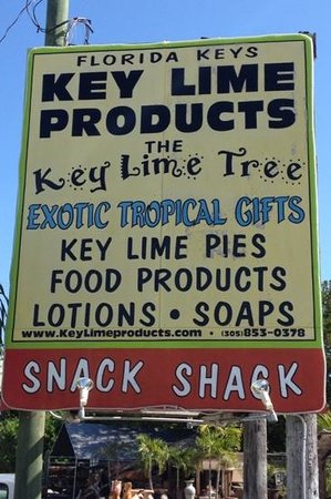 The Key Lime Cafe:                   one stop! key lime pie to island gifts of the keys!