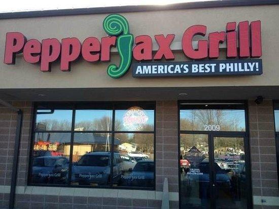 Pepperjax Grill: 41st & Western