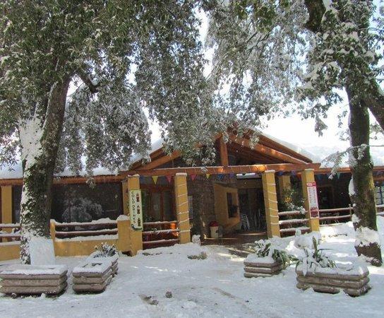 Villagrande Strisaili, Italia:                                     RISTORANTE SANTA BARBARA