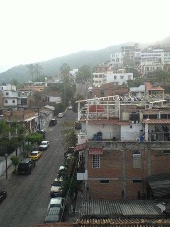 Hotel Mocali: Vista alrrededores