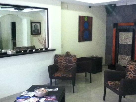 Hotel Mocali: Lobby