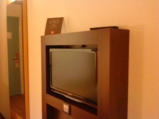 Ibis Milano Malpensa Aeroporto: TV.