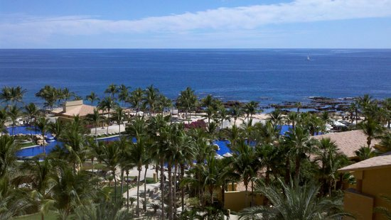 Grand Fiesta Americana Los Cabos All Inclusive Golf & Spa:                   vista general del hotel