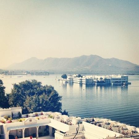 Narayan Niwas:                   view from rooftop