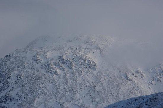 Highland Hotel: ben nevis summit