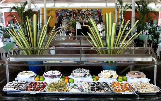 Barcelo Tambor Beach: Buffet