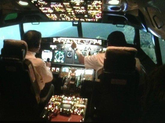 Flight Experience : Préparation approche à Genève